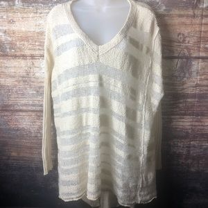Free People Spending Time Pullover